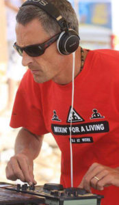 DJ Jason Collins