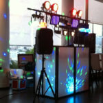 DJ Jason Collins Mobile DJ Services - Portable setup
