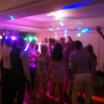 A party with Mobile DJ Services